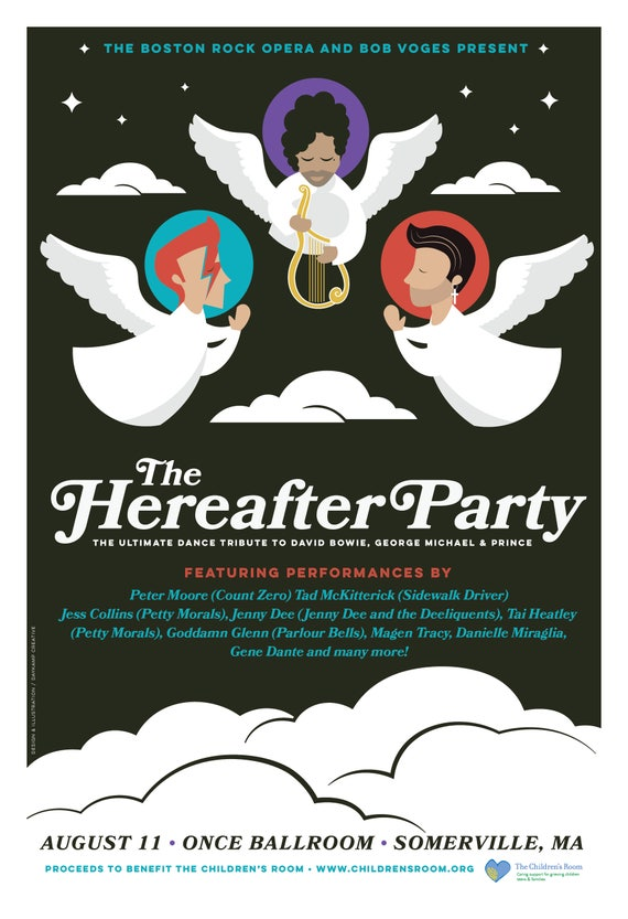 The Hereafter Party // Once Somerville