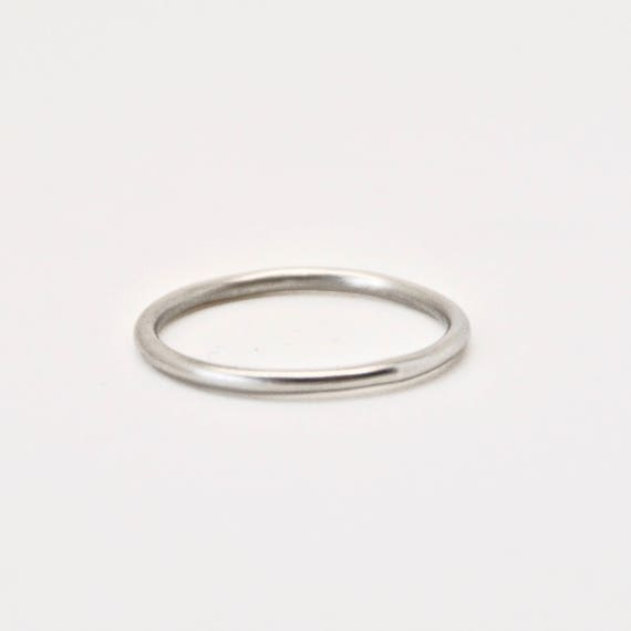 Palladium Halo Wedding Ring