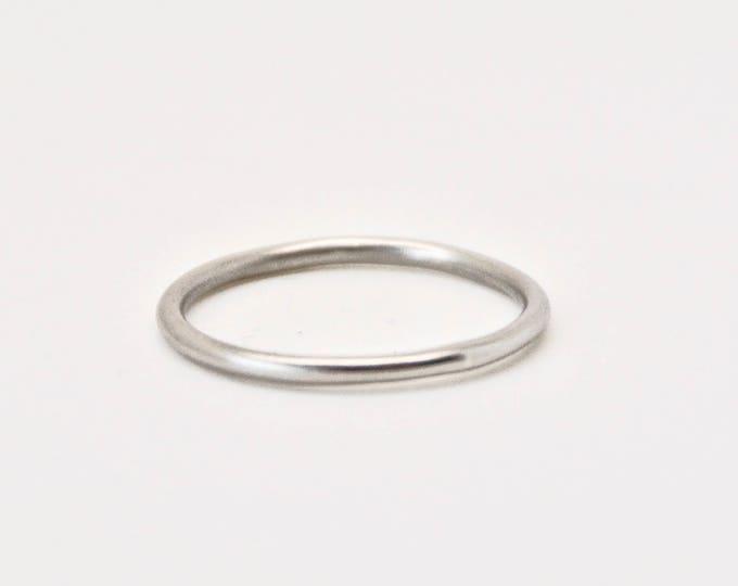 Palladium Halo Wedding Ring