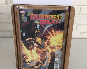 Christmas Gift for Guy - Guardians of the Galaxy Comic book and storage box, great gift for husband, boyfriend, brother, son, uncle