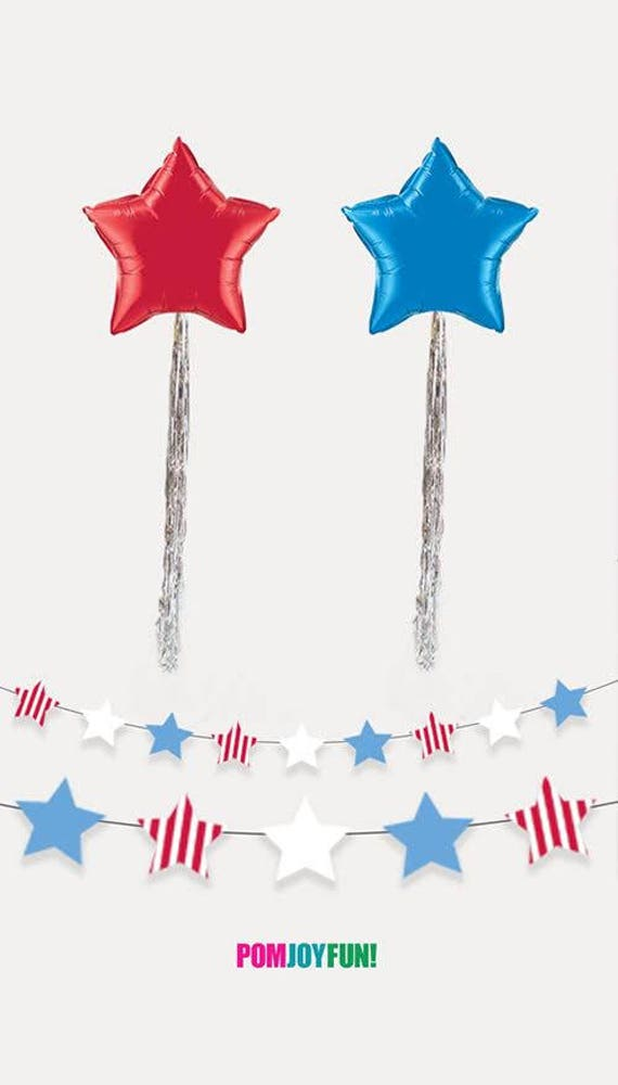 Items similar to 4th of july decorations fourth of july Stars and stripes home decor