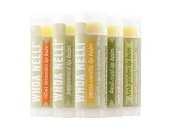 Lip Balm - Made with Organic Ingredients
