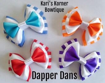 Disney Inspired Bow - Dapper Dans
