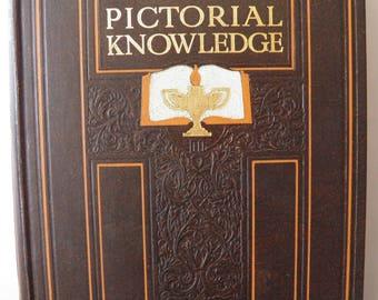 Newnes Pictorial Knowledge C.1934 Vol 2 British History Exploration Astronomy