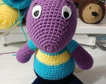 Austin Crochet Pattern