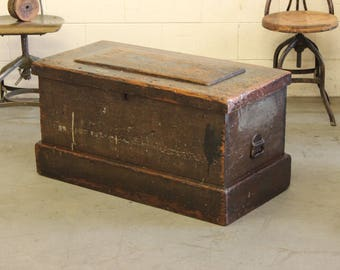 Antique Coffee Table Etsy