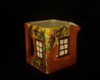 Vintage Ye Olde Cottage Price Bros Creamer from English Tea Set
