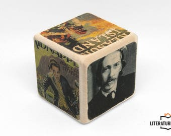 Writer's Block: Robert Louis Stevenson