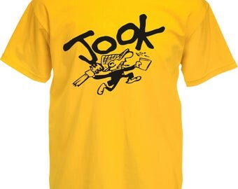Jook T-Shirt - Retro, Glam, Bovver Rock, 1970's Various Colours
