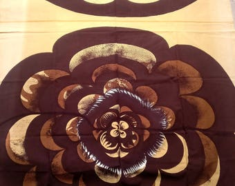 Original Marimekko 1968 vintage fabric/curtains