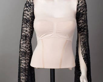 Lace detachable multiway sleeves