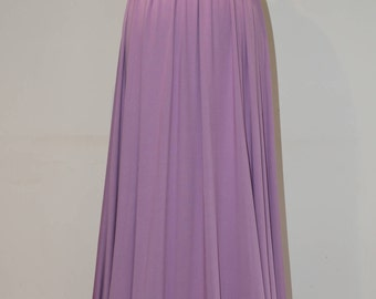 Infinity Dress Multiway Dress Convertible Dress Twist Wrap Dress Bridesmaid Dress Wedding Prom Evening Grape One Size Fits All