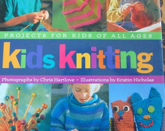 Kids Knitting , 1998 , Melanie Falick