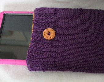 Tablet Sleeve fits up to 8 inch Tablet