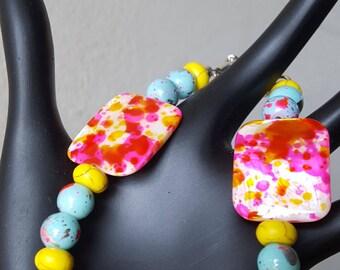 Colorful, Summer Bracelet