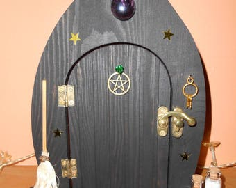 A Witches door / Gothic / Fairy