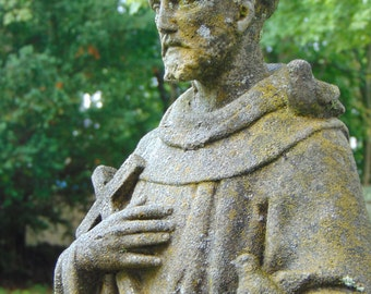 Saint Francis of Assisi - Different Styles - 4 Different Pictures to Choose