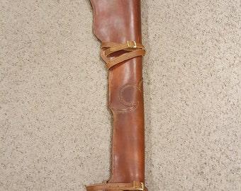 Saddle Scabbard - Long Rifle