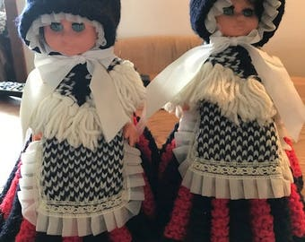 Vintage Welsh Doll