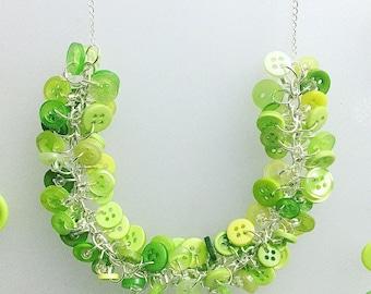 Sour Apple - Necklace