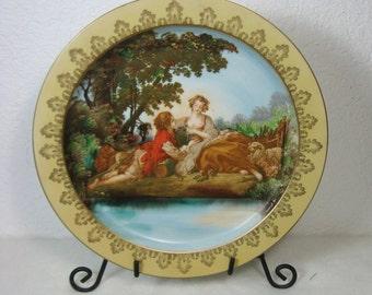 Renaissance Decorative Plate