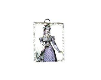 Regency Lady Pendant