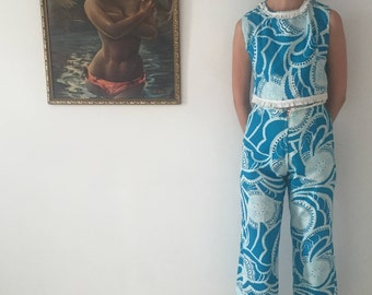 1960's handmade two piece