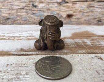 Small Ganesh Statue/ Ganesh Statue / Ganesh / Ganesha / Small Brass Ganesh