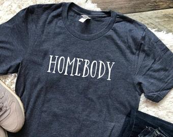 FREE SHIPPING Homebody Shirt, Introvert Shirt, Antisocial Shirt, Awkward Shirt