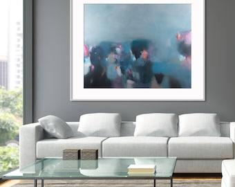 large abstract print, abstract art, acrylic painting, canvas art, acrylic paintings, abstract paintings, modern art, painting, modern