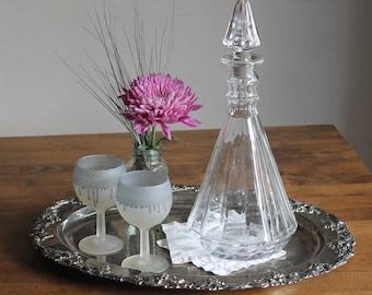 Wedgwood Crystal Decanter