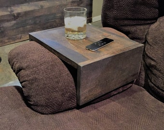 Arm Table, Tray table, sofa table, small side table, coffee table,apartment, arm table, gift idea, new home, for him, side table, dorm