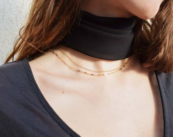 Gold Layered Necklace   free shipping, gold layered necklace set, layered necklace gold, layered gold necklace, gold necklace layered