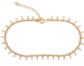 Gold plated bracelet original