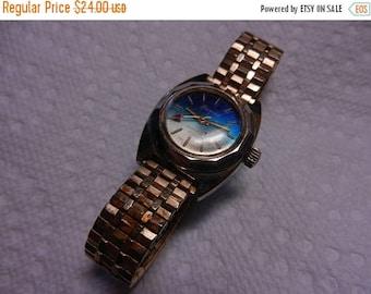 Easter Sale Vintage Lucerne 2000 Lady's Wrist Watch