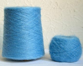Italian kid mohair yarns, 50g / 1,76 oz balls
