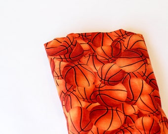 Ready to Ship! Basketball Changing Pad Cover