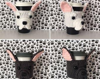 French Bulldog Mug (Cozy) - French Bulldog Stuff - Bulldog Coffee Mug (Cozy) - Funny French Bulldog - Crazy Dog Lady - Dog Mom Mug (Cozy)