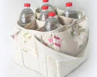 Bag carrying bottles
