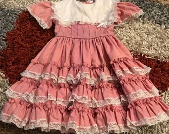 Vintage Mary Louise Dress