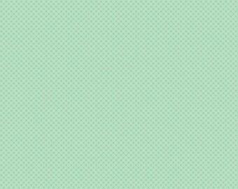 1 Yard Kisses by Doodlebug Design Inc. for  Riley Blake Designs - 210 Sweet Mint