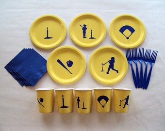 T-Ball Tableware Set for 5 People, TBall Party