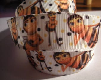funny 22mm the meter bee Ribbon