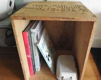 Wooden box/crate