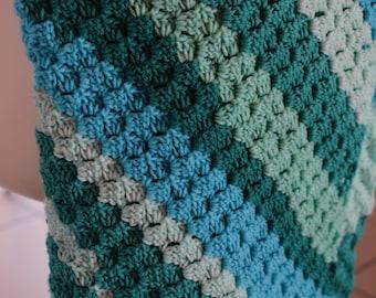 Crochet Corner2Corner Baby Blanket