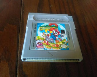 Super Mario Land 2 Six Golden Coins For The Nintendo Gameboy FREE SHIPPING