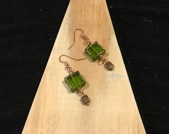 All Squared Up Earrings