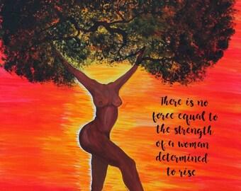 Tree of Life (Original Acrylic Painting)
