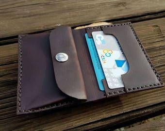 Mens wallet ,men's leather wallet, leather wallet, brown leather, men's leather wallet, men's wallet, brown wallet, handmade wallet