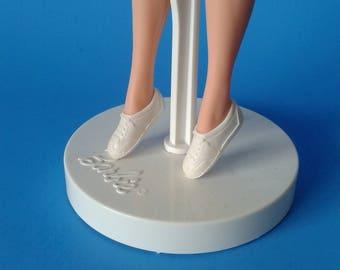 """Barbie Vintage """" Sneaker / Tennis Shoe CLONE """" 1970's"""